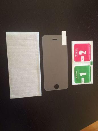 Pelicula vidro temperado iPhone 5/5s/SE/6/6s/7/8/SE 2020 Portes Grátis