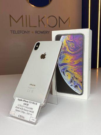 "Telefon Apple iPhone XS Max 64gB Paragon Wysyłka ""SKUP TELEFONÓW"""
