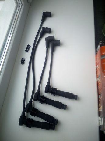 Провода высоковольтные.