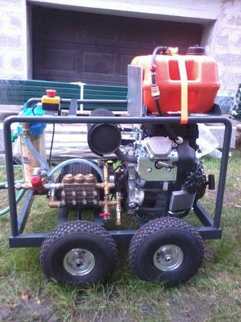 Myjka wodna spalinowa 350bar/23lit/min a opcja 500 bar dopłata