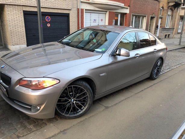 BMW 5 F10 2010 года