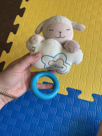 Фирменные игрушки chicco, tiny love