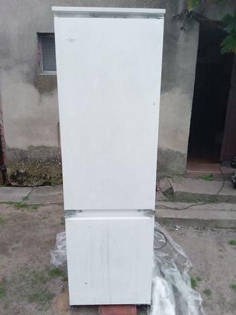 Lodówka zamrażarka Whirlpool używaną pod zabudowę 175x55x55