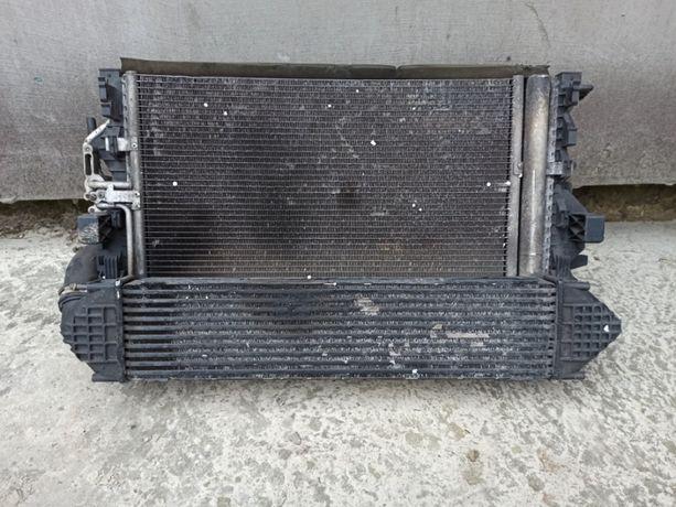 Радіатор радиаторы комплект с макс FORD S MAX MONDEO GALAXY 1.6 1.8