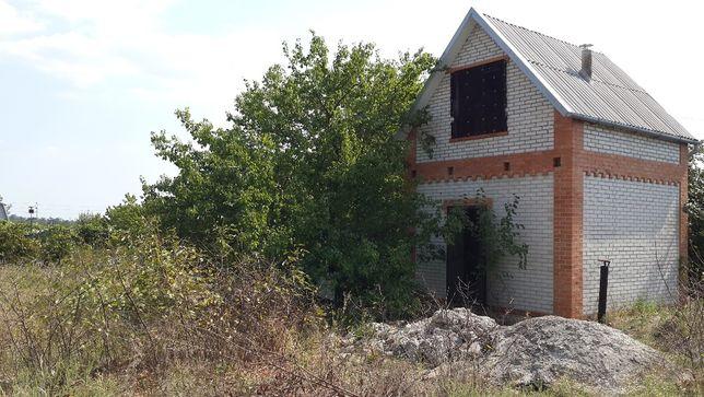 Дом, дачный участок в с.Вольнокурьяново Левшинский залив Запорож. обл.