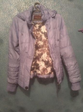 Куртка женская осень- весна, теплая зима новая