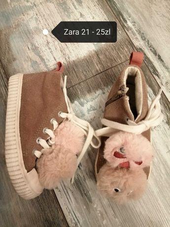 Piękne trampki Zara 21