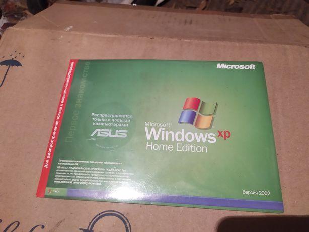 Windows Xp нерозпакований.