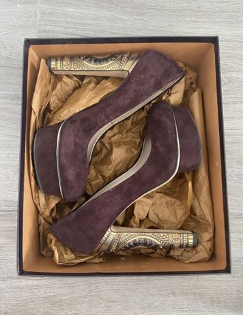 Туфли итальянские бренд le silla
