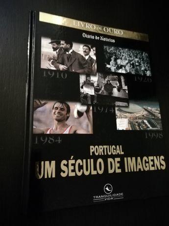 Portugal Um século de imagens - Livro de Ouro Como novo!