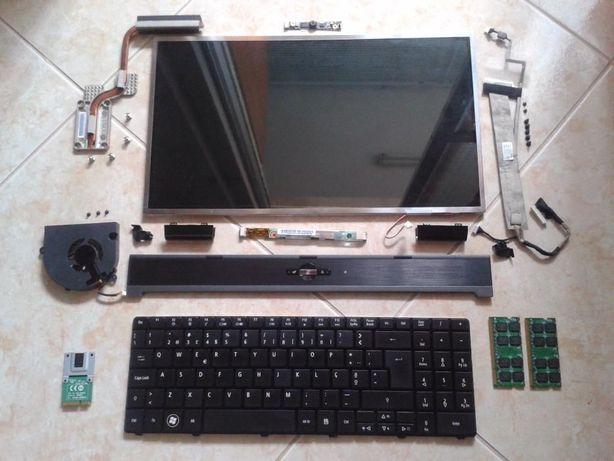Portátil Acer 5532 - Peças (a partir de 1€)