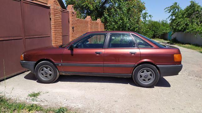 Audi 80 1.6 1991
