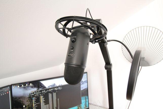 Blue Radius III - Uchwyt / koszyk /Suspension Shock Mount do mikrofonu
