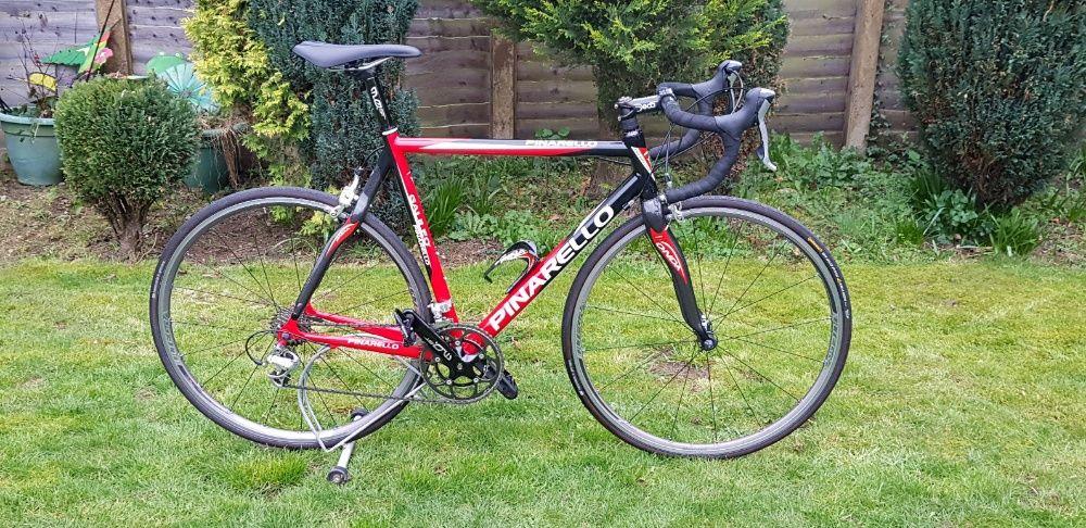WYPRZEDAŻ !!!rower szosowy Pinarello Galileo carbon alu Ultegra rozmia Łódź - image 1