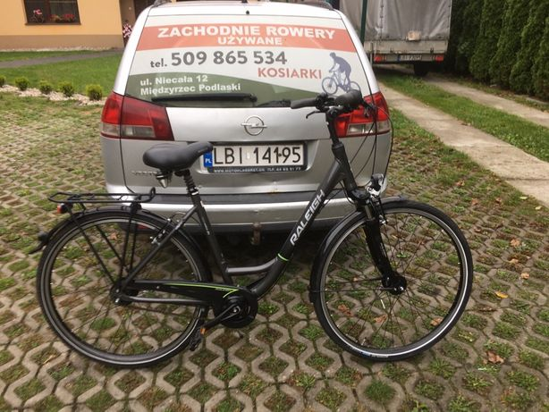 Rower Raleigh dlx
