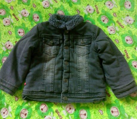 Джинсовая куртка Brums, размер 18 месяцев