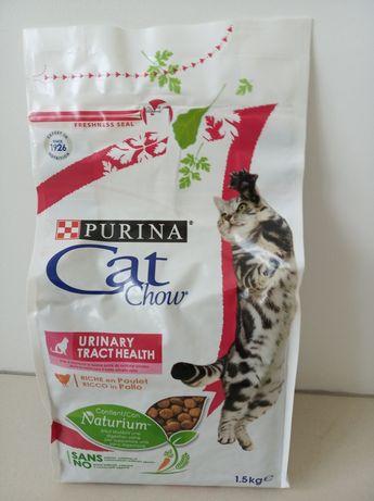 Корм для котів  Пуріна кет чав