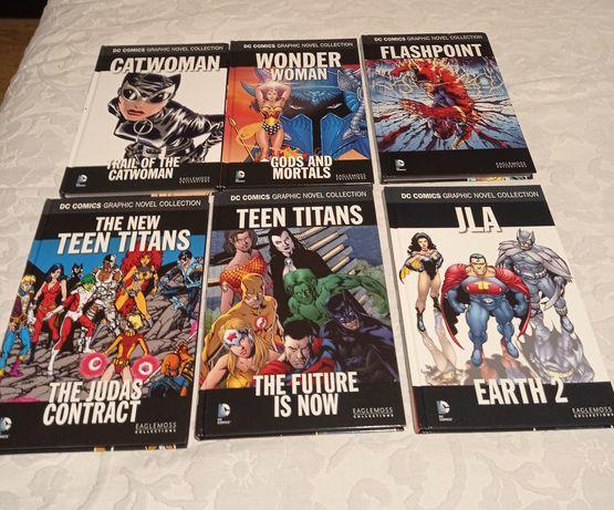 DC Comics inglês 7 euros