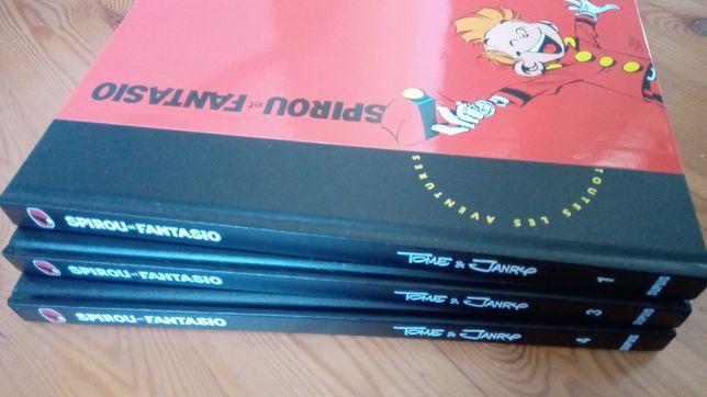 Spirou, edições deluxe da Dupuis (1996)