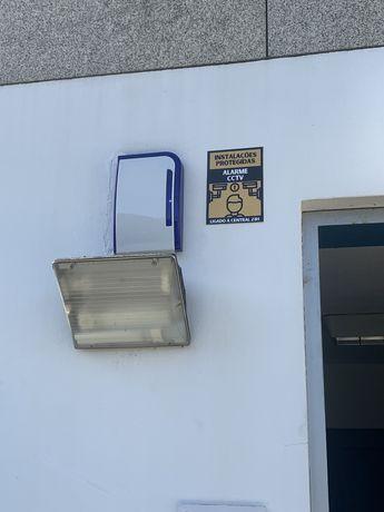 Instalação de Alarmes e Camaras CCTV