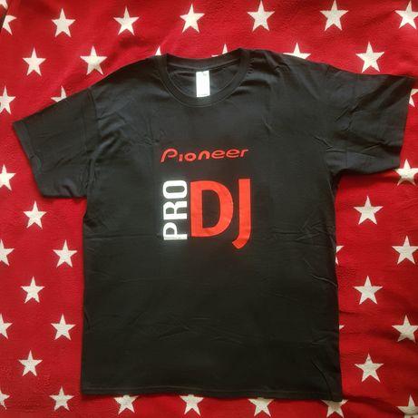 Nowa koszulka Pioneer Pro DJ T-Shirt rozmiar XL czarna