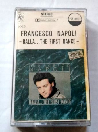 """Francesco Napoli - """"Balla"""""""