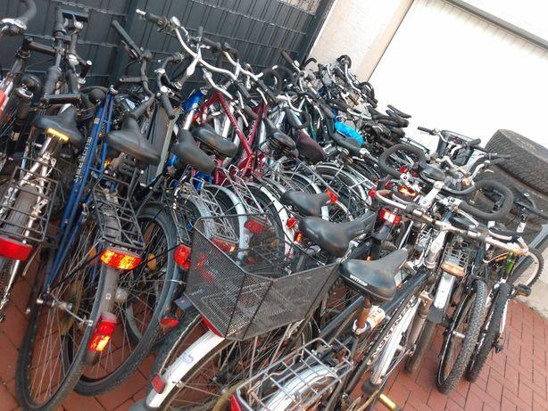 Rowery z Niemiec 70 sztuk