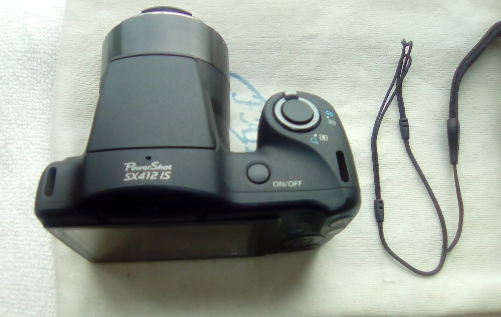 Maquina CANON SX 412 IS Tomar - imagem 1