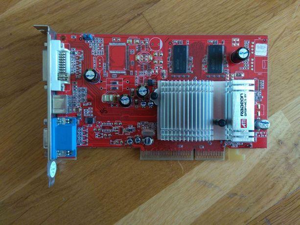 Видеокарта (відеокарта) ATI Radeon M-A9550/R128TD AGP8x