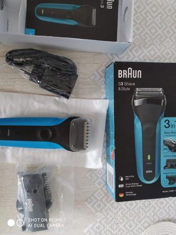 Maszynka do golenia Braun