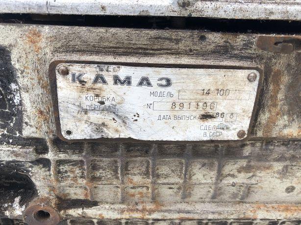 КПП Камаз