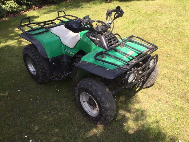 Quad ATV kawasaki klf 300