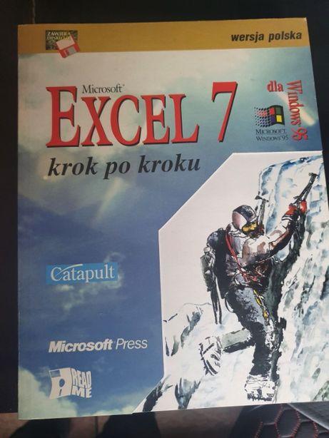 Książka Excel 7 krok po kroku