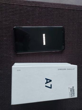 Samsung A7 2018 stan bdb