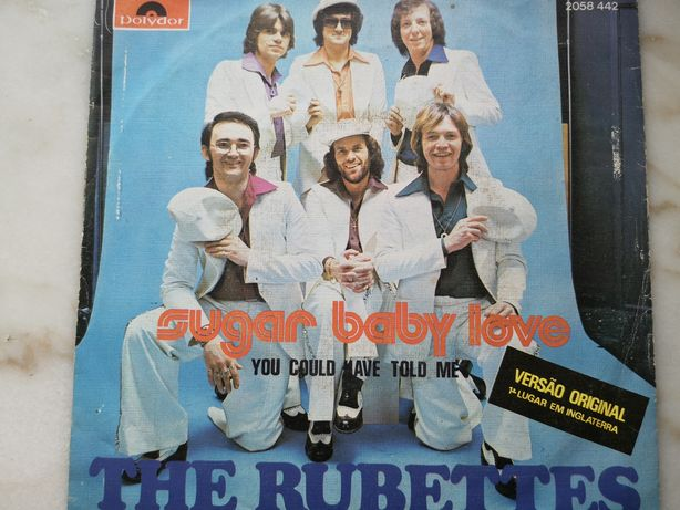 Vinil da Banda The Rubettes
