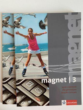 Język niemiecki Magnet 3