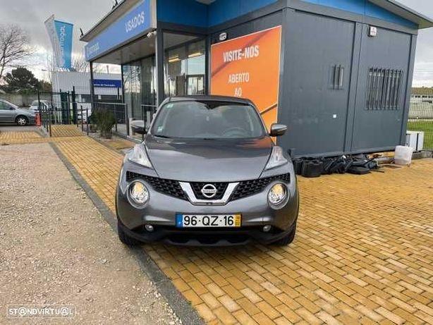 Nissan Juke (Juke 1.5 dCi N-Connecta)