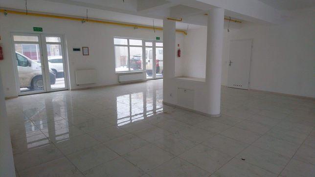 Lokal 100 m2 do wynajęcia od 1 września 2021r.w centrum Włoszczowy