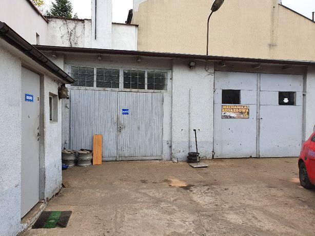 Wynajmę warsztat samochodowy, magazyn w centrum Tarnowskich Gór