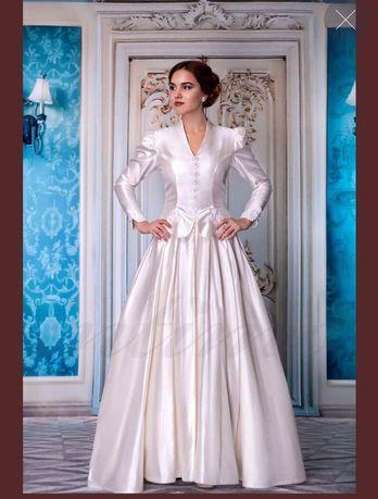 Свадебное , выпускное платье , платье , костюм