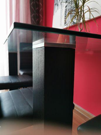 Stół szkl.