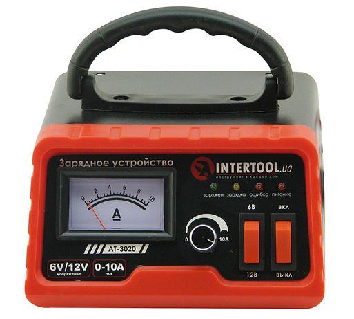 Зарядное устройство Intertool AT-3020 6/12 В