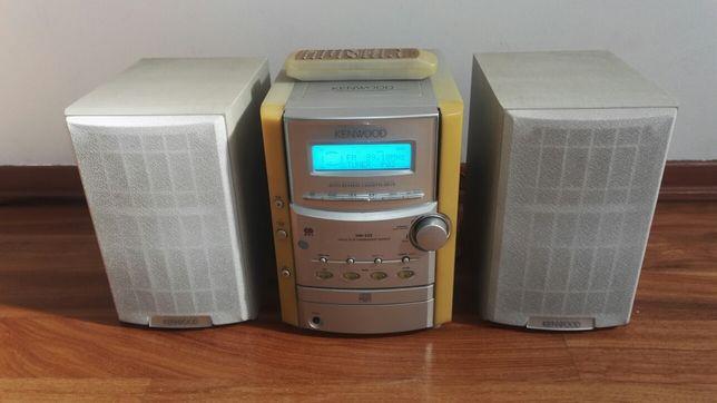 Miniwieża Kenwood RXD-M32, mikro hi-fi