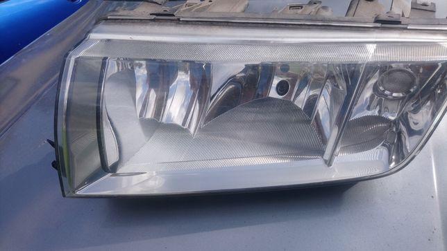 Lampa lewa przednia lewy przód Škoda Fabia l tanio wysylka hella