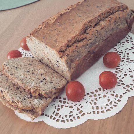 Chleb bezglutenowy/chleb ciecierzycowy