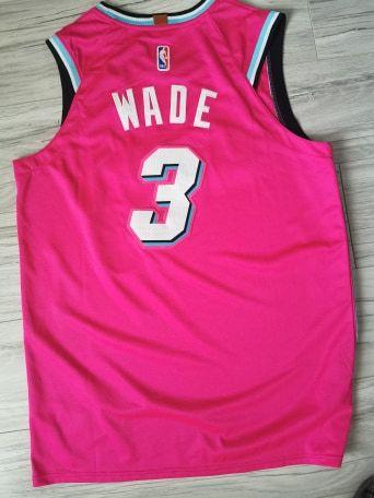 koszulka Heat Wade city etition XL