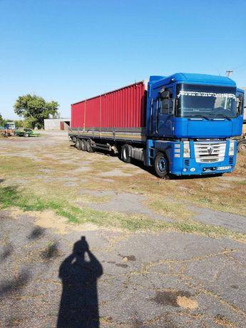 Продам сцепку Рено Магнум зерновоз, контейнеровоз