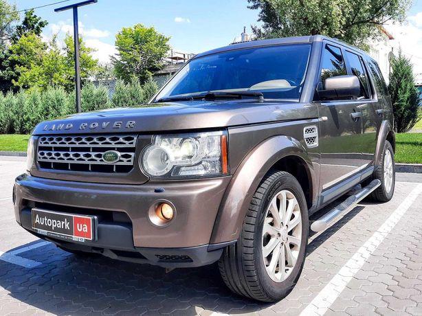 Продам Land Rover Discovery 2010г.