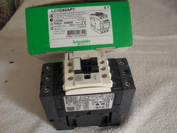 Contactor LC1D40AP7 Schneider - 40 Amp.
