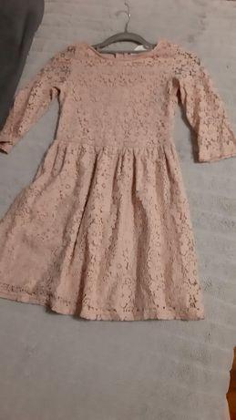 Sukienka H&M koronka
